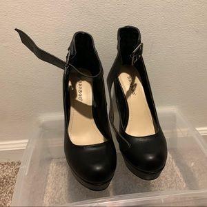 BAMBOO Shoes - Platform shoes